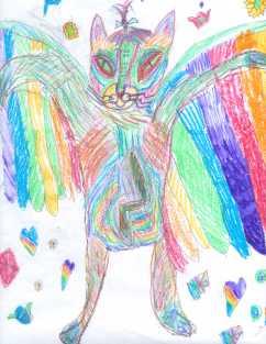 magic cat march 2015